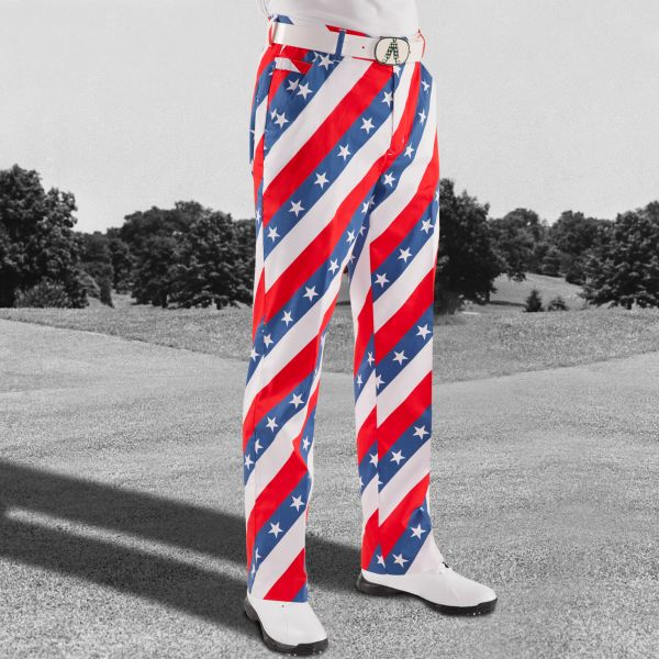 Pars and Stripes Pants